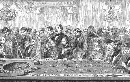 Historien til Roulette