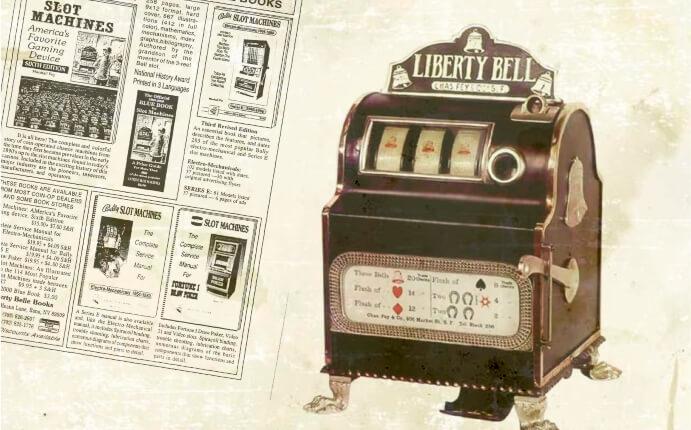 Spilleautomatens Historie